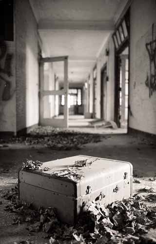Abandoned Asylum. Apologies - I don't know the exact location (if you do - Please let me know!!!)