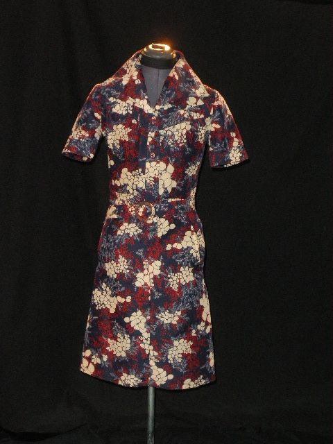 Años 70 mujer #vestuario #vintage