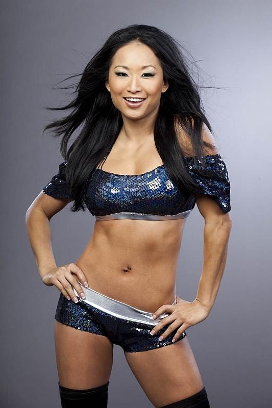 Female Wrestling-WWE-TNA-Gail Kim