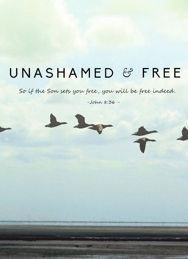 Unashamed And Free Quotes Beach Birds Faith Bible Christian Unique Quotes About Birds