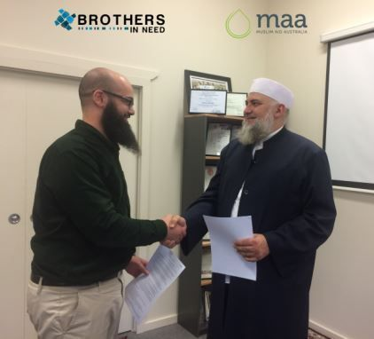 We partnered with Brothers in Need to bring betterment to our local communities.   #MuslimAidAustralia