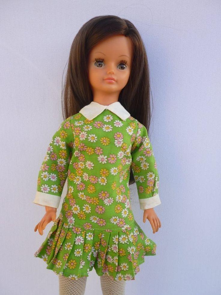 1969 - Robe de Présentation pour Mannequin Cathie / Cathy Bella