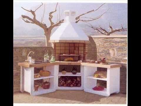 Best 25 asadores de ladrillos ideas on pinterest - Chimenea ladrillo ...