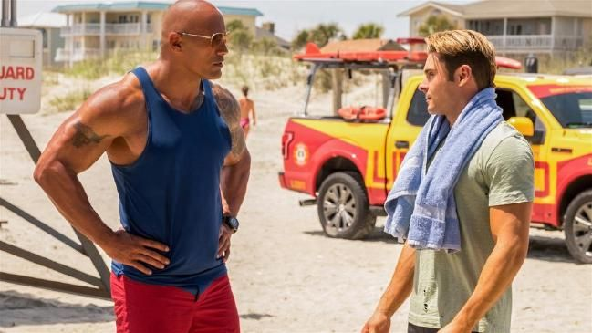 Baywatch (2017) Vicky roach movie review