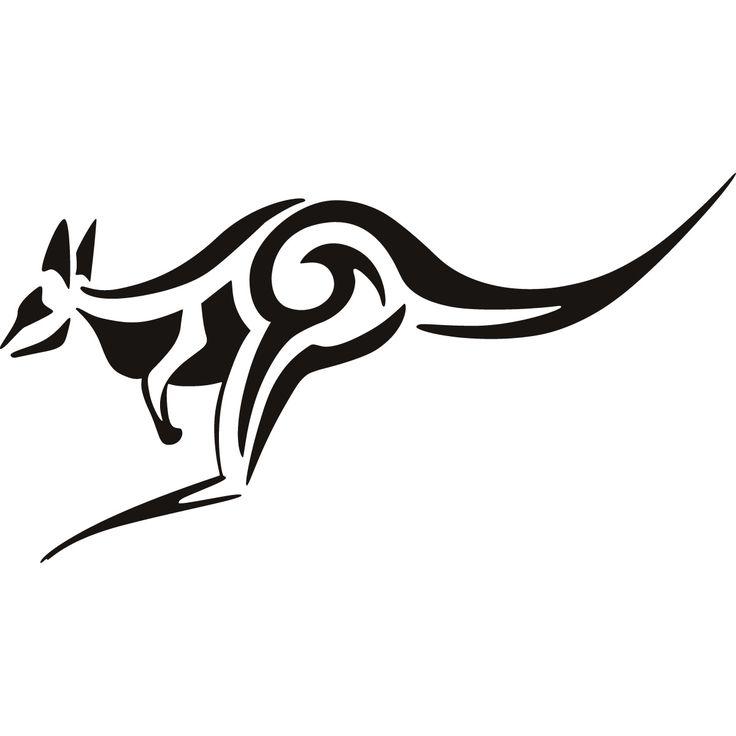 Animal tribal art