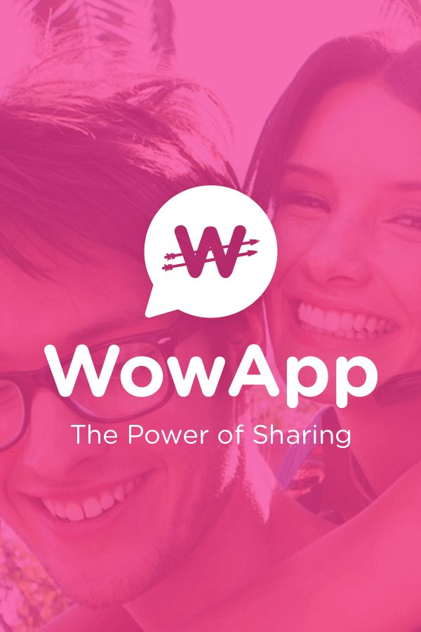 Join me for free on WowApp to earn, share and make a difference!