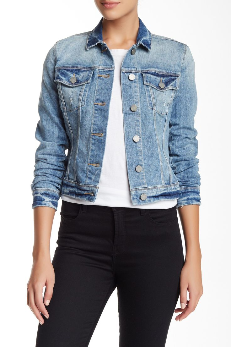 Leather jacket nordstrom rack - Paige Vermont Denim Jacket Paige Premium Denimnordstrom Rackdenim