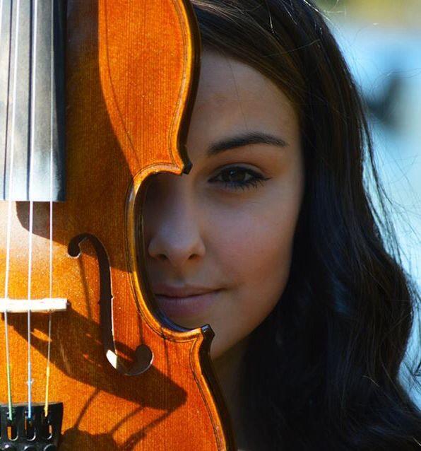 Fall violin photography:) senior pics! <3