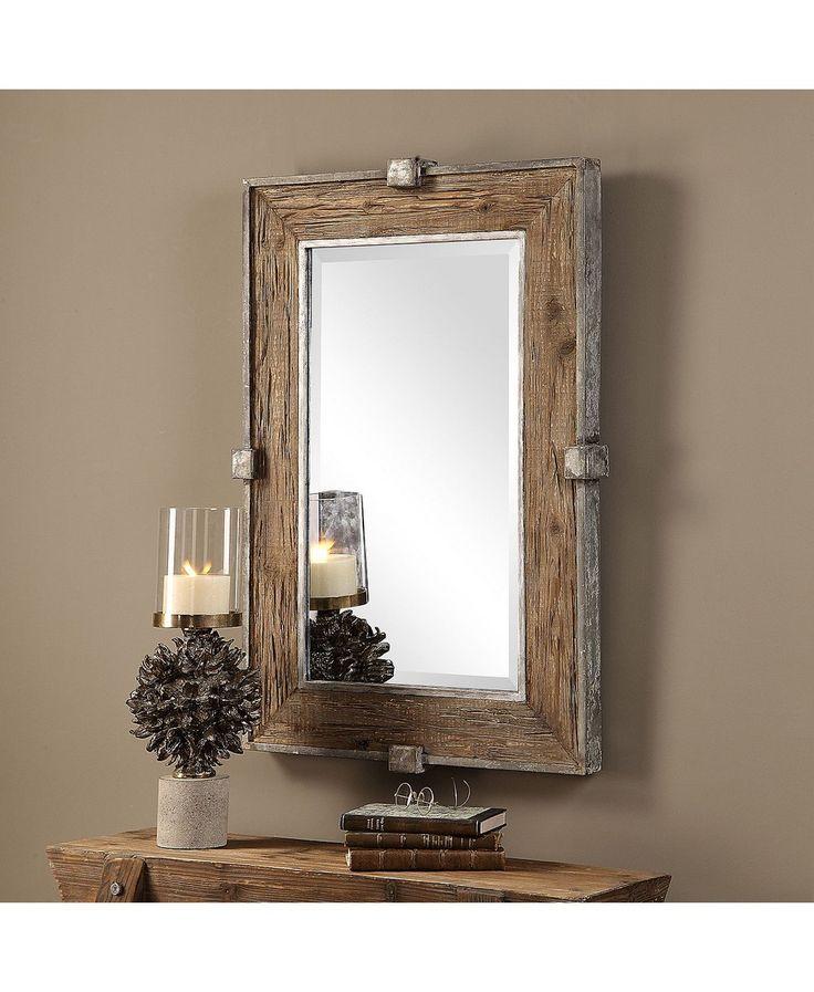 Macy S Furniture Sales This Weekend: Our Siringo #rustic Mirror On Sale This Weekend @Macys