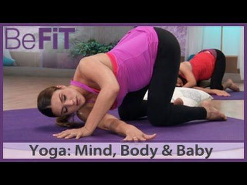 The Best Prenatal Yoga Videos of the Year