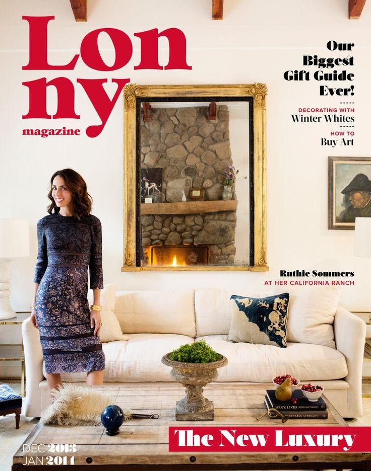 DecemberJanuary 2014 Lonny Magazine Lonny