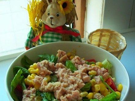 Ton Balığı Salatası Tarifi | Mutfakta Yemek Tarifleri