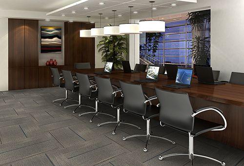 Audacious Modular, Bigelow Commercial Modular Carpet | Mohawk Group