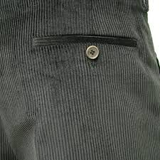Resultado de imagen de pantalon pana hombre