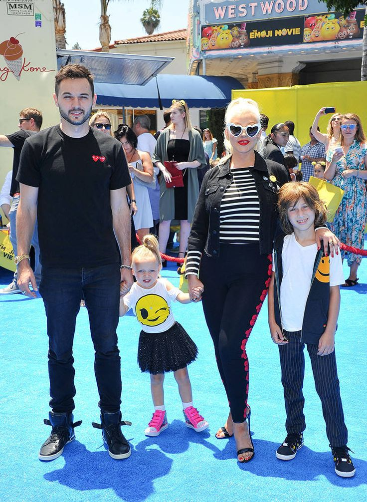 Matthew Rutler, Summer Rain Rutler, Christina Aguilera & Max Liron Bratman f