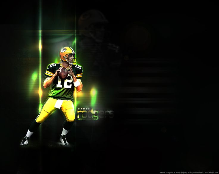 Aaron Rodgers - green-bay-packers Wallpaper