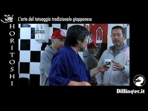 Horitoshi e l'arte del tatuaggio tradizionale giapponese.