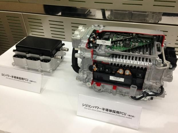 Toyota developing chips to boost hybrid efficiency up to 10%