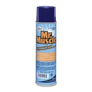 Mr. Muscle Oven And Grill Cleaner - 19 oz Size - Aerosol