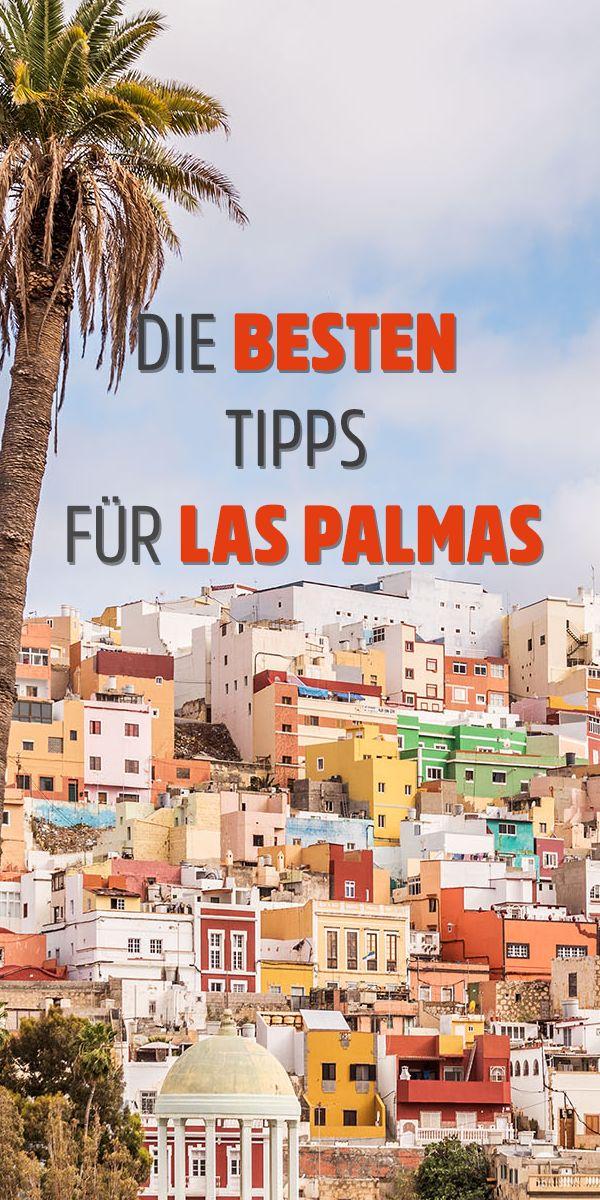 Die besten Tipps für Las Palmas Ihre Copacabana heißt Las Canteras. Sie hat das beste Stadtklima Europas – und während früher von hier die Auswanderer nach Amerika aufbrachen, bereichern heute Immigranten von Argentinien bis Senegal Kultur und Küche, Mode und Märkte, Strand- und Nachtleben. Willkommen in der spannenden Hauptstadt Gran Canarias