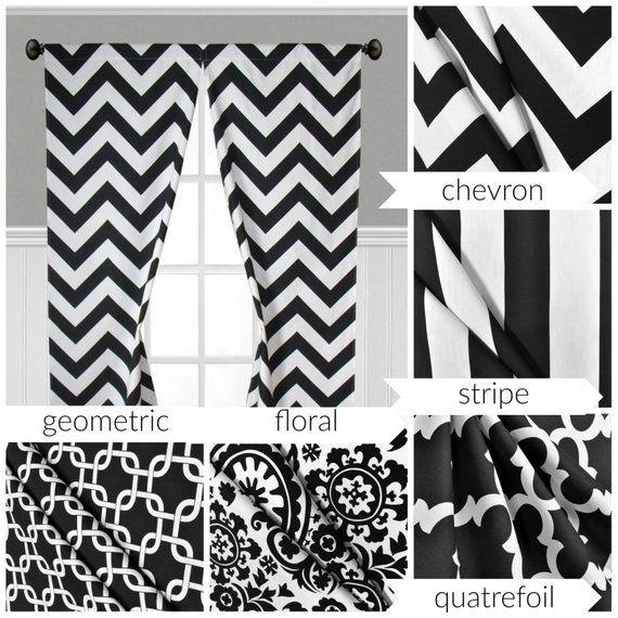 Stripe Quatrefoil Modern Geometric