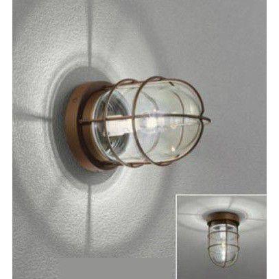 玄関照明 LED照明 玄関灯 センサ無し 屋外 ポーチ灯 ポーチライト マリンライト 鉄錆色 ウェブショップ関東 - Yahoo!ショッピング - Tポイントが貯まる!使える!ネット通販