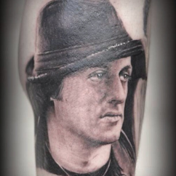 Pin By Kerry Sylvester On Tattoo Ideas: 162 Best Tattoos: Portrait Tattoos Images On Pinterest
