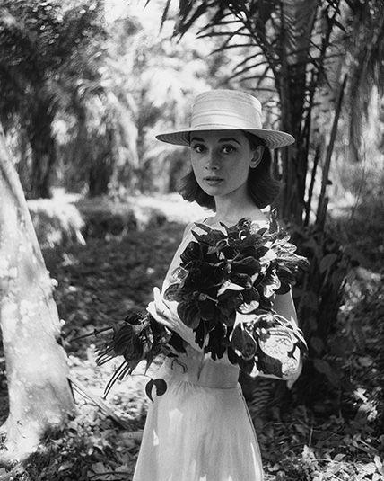 Images from the Audrey Hepburn: Portraits of an Icon Exhibition - Audrey Hepburn - from InStyle.com