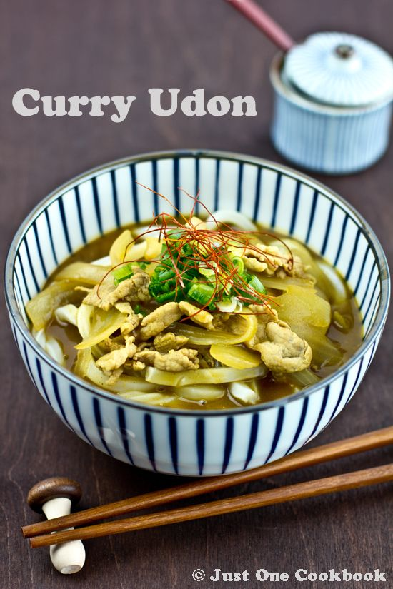 Curry Udon カレーうどん LUNCH