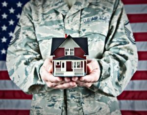For military service members buyers interested in home ownership, there's a lot to be grateful for.