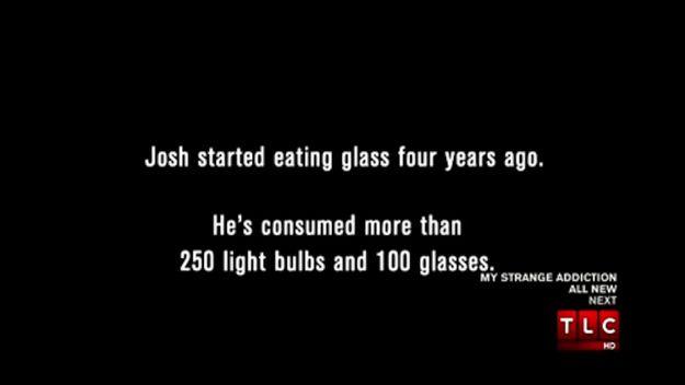 "The 35 Most Horrifying ""My Strange Addiction"" Screen"