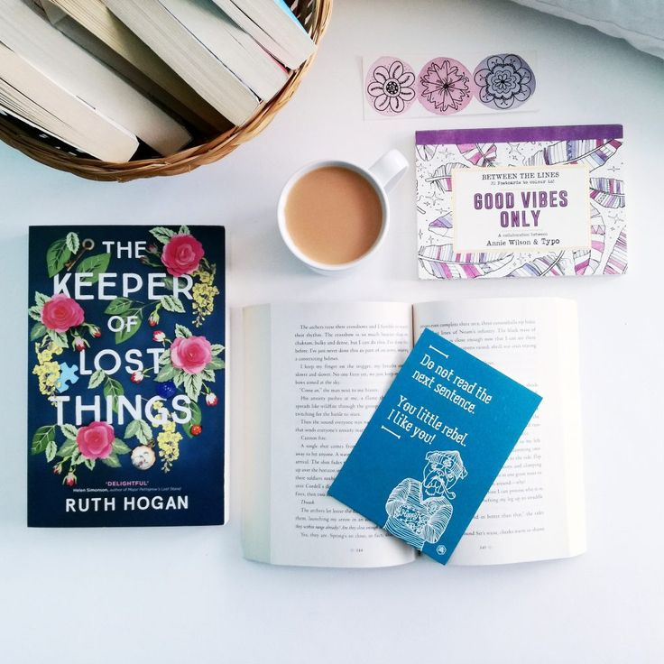 THE KEEPER OF LOST THINGS BY RUTH HOGAN | A BOOK REVIEW
