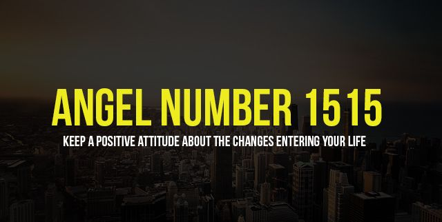 Angel Number 1515 and its spiritual meaning @ http://chi-nese.com/angel-number-1515-and-its-spiritual-meaning/