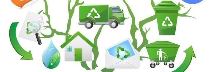 4. trin i min guide til en Zero Waste- og bæredygtig livsstil. Her handler det om affaldssortering - at sortere alt det affald, man ikke kan undgå!