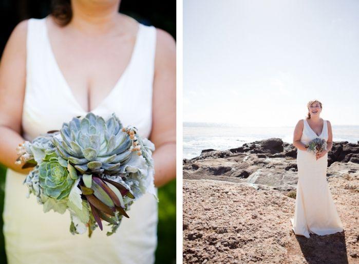 DIY Bouquets Sonia + Carl | Point Lobos Wedding Part 1 » Blog | Whitney Turner Photography | Santa Barbara Wedding and Portrait Photographer