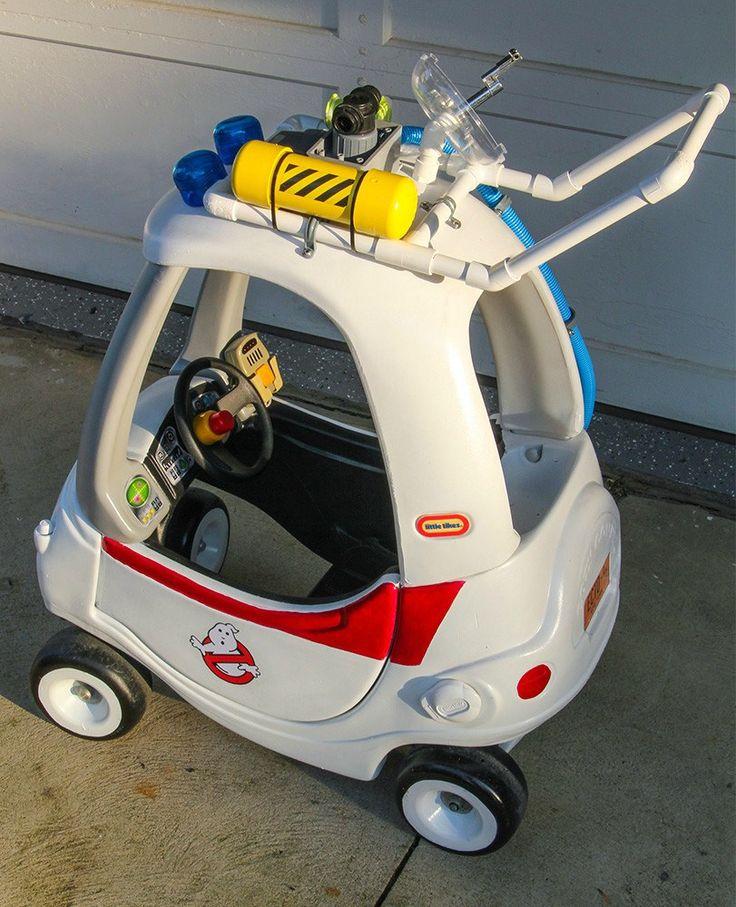 Best 25+ Ghostbusters Car Ideas On Pinterest