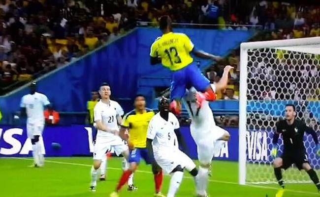 Enner Valencia, el jugador que salta más alto que Cristiano Ronaldo... http://www.1502983.talkfusion.com/es/products/