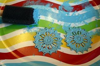DIY Earrings: Gifts Artisan, Crafts Ideas, Gifts Ideas, Diy Handpaint, Earrings Jewelry, Awesome Gifts, Diy Earrings, Christmas Gifts, Artisan Earrings