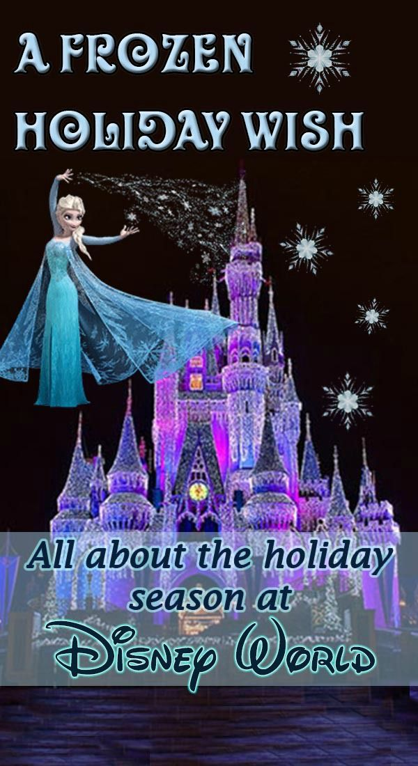 A guide to everything that takes place at Disney World during the holiday season + tips & videos