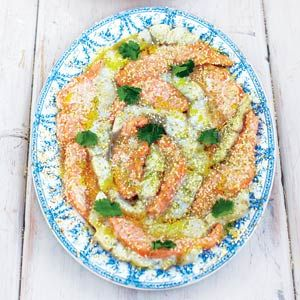 Recept - Aziatische vis met noedels en groenten - Allerhande