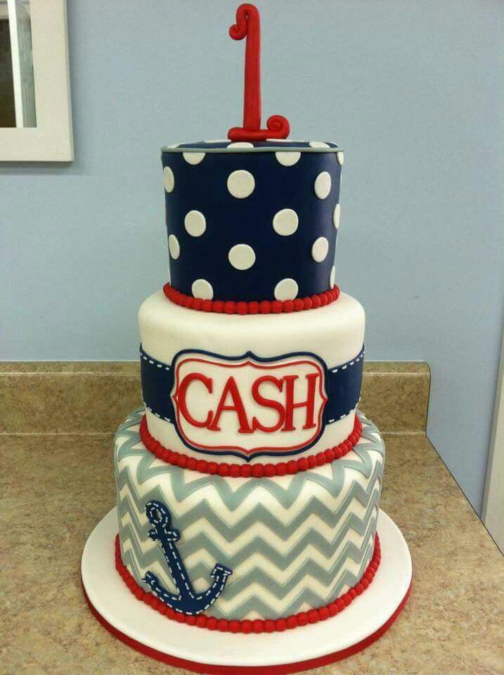 126 Best Images About Cake Nautica On Pinterest