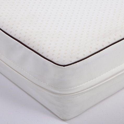 John Lewis Pocket Spring Cot Mattress 120 X 60cm Online At Johnlewis