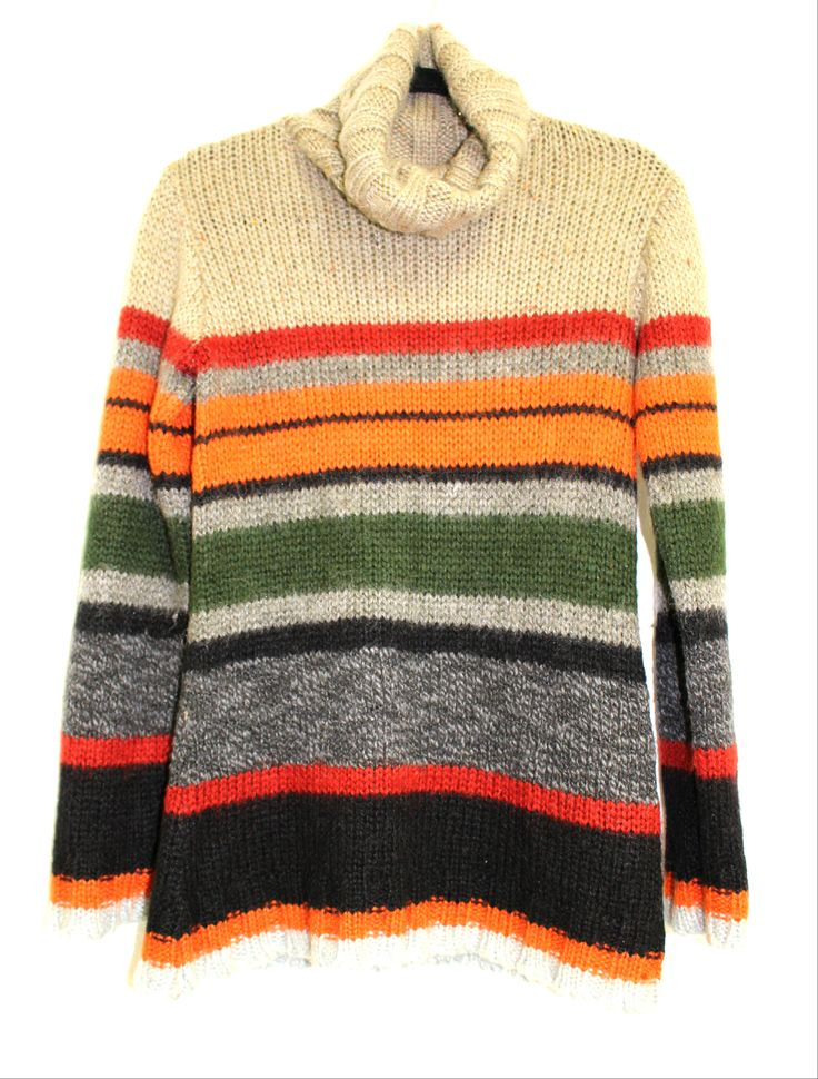 Another Free People sweater. In fact, it's in our window display as the year turns...