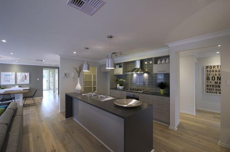 Gourmet kitchen  #islandbench #openplan #kitchen #cooking #interiorstyling
