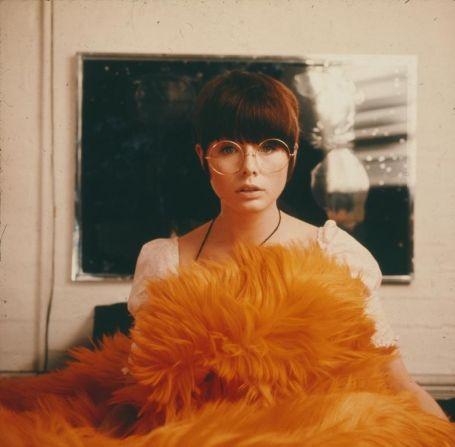 Kathy Simmonds, 1968.