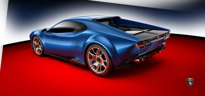 This Lamborghini Huracan-Based DeTomaso Pantera Tribute Is Fantastic   The Ares Project Panther looks so good I don't even care if they actually build it.   It's healthy to be skeptical of ambitious supercar startups. Far too many of them fail before ever delivering a single working vehicle. Creating a new car even one based on a current production vehicle is a difficult complex and expensive task.  But I'm throwing all those qualms out the window for this one.   Ares Design  This is the…