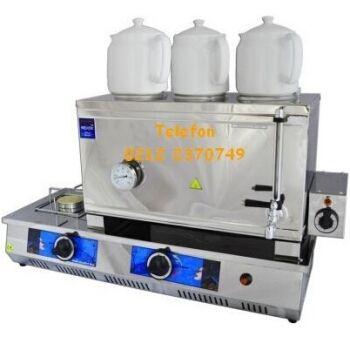 Çay Makinası Çay Kazanları : Elektrikli Doğalgazlı Çay Ocağı Satışı 0212 2370749