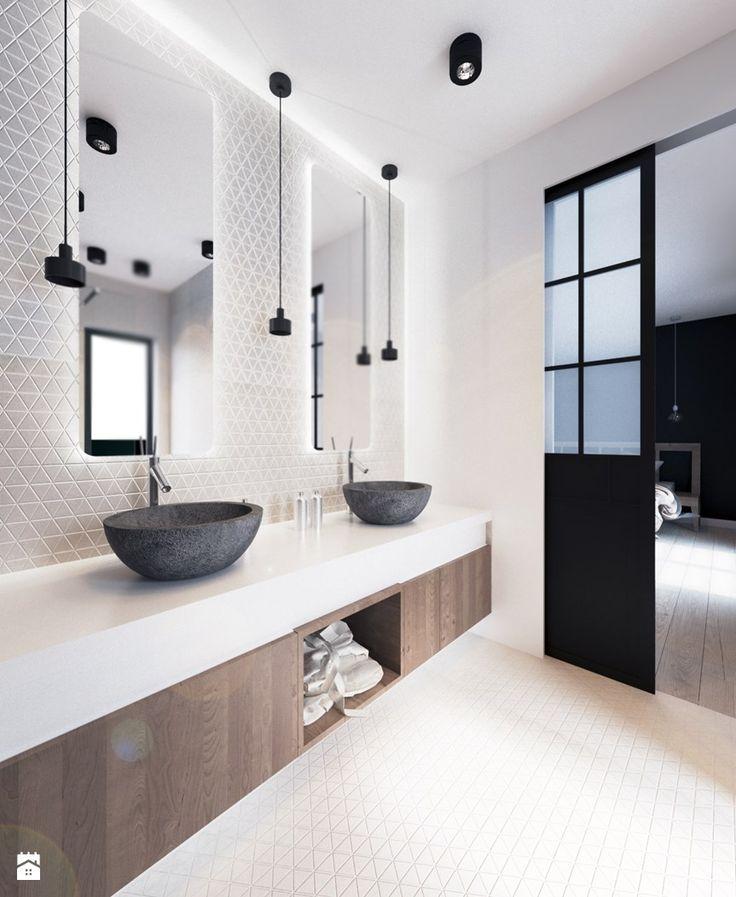 Łazienka styl Nowoczesny - zdjęcie od COI Pracownia Architektury Wnętrz…
