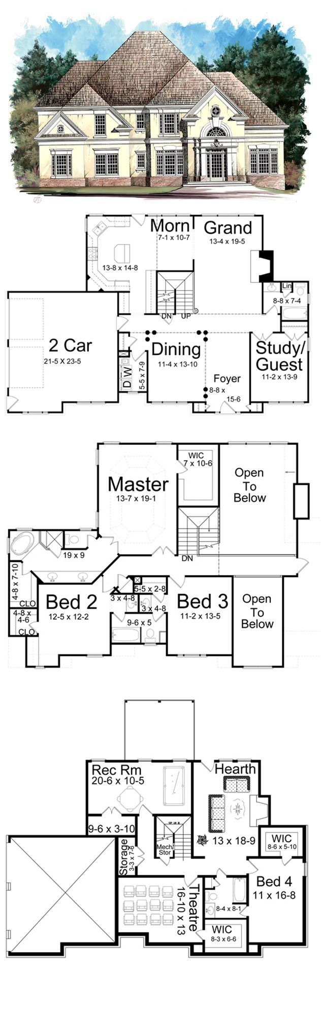 342 best perfect house plans images on pinterest house floor 342 best perfect house plans images on pinterest house floor plans dream house plans and house design