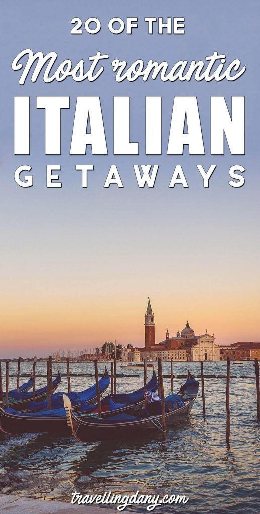 The most #romantic #Italian getaways with tips from a local: what to eat, where to go with your significant other and where to propose! #venice #rome #milan #florence #capri #ischia #siena #verona